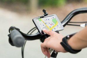 une balise GPS géo localisée