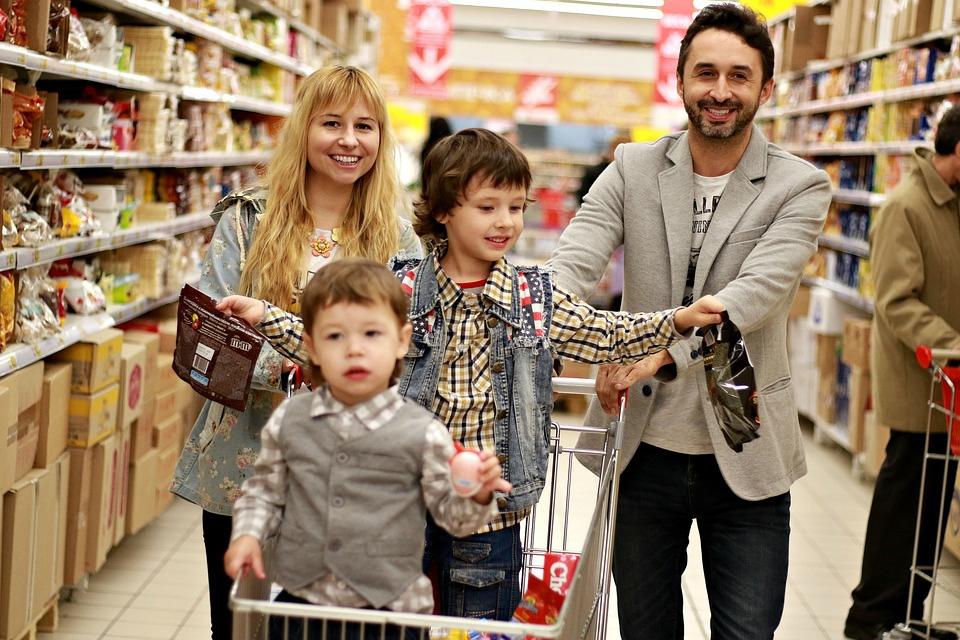 pouvoir achat famille