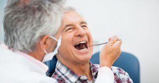 Le recouvrement des soins dentaires pour le senior