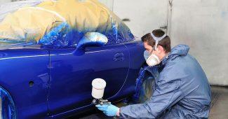 réparer une carrosserie rouillée