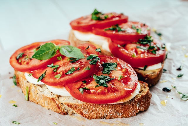recettes à base de tomate
