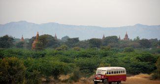 voyage en birmanie en voiture